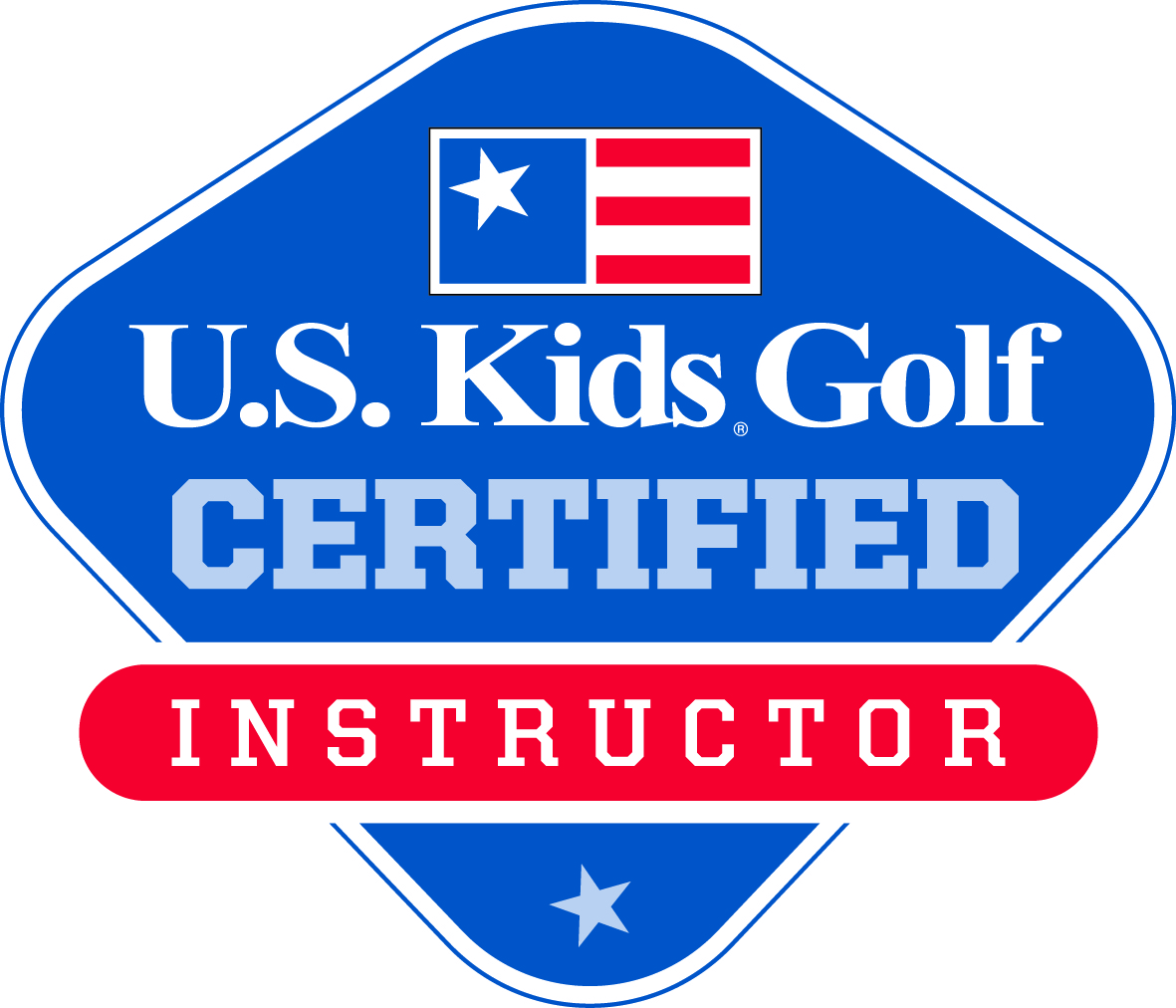 Kids Certified Golf Instructor